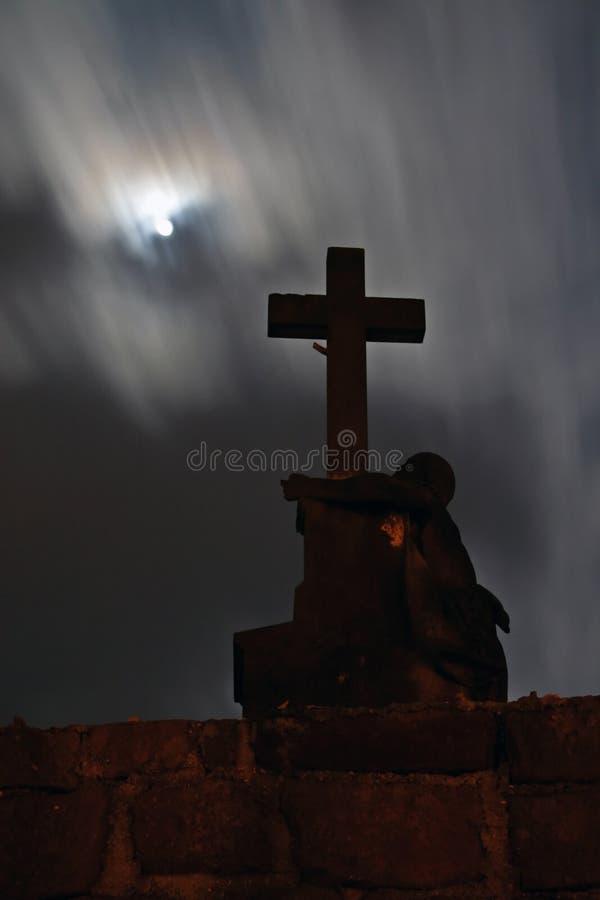 Friedhof lizenzfreies stockfoto