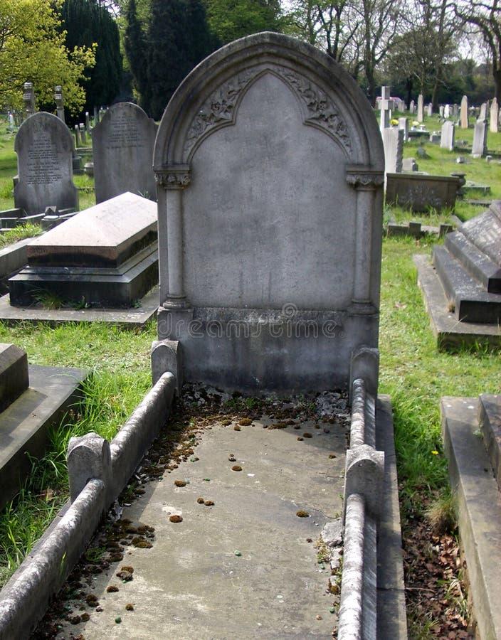 Friedhof 19 Lizenzfreies Stockbild