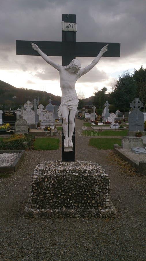 Friedhofs-Iren stockfotografie