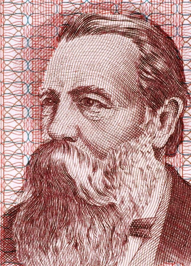 Friedrich恩格斯 免版税库存图片