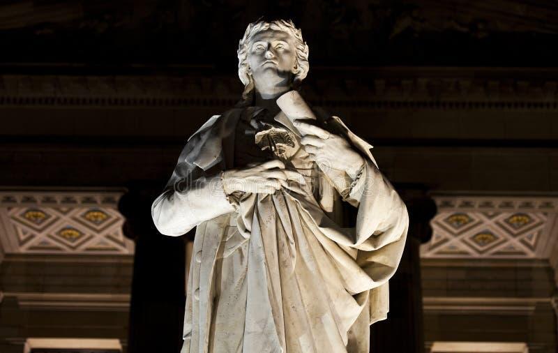 Download Friedrich Schiller Statue In Berlin Stock Photo - Image: 27570860