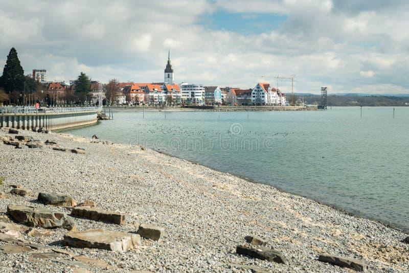 Friedrichshafen, Allemagne photographie stock
