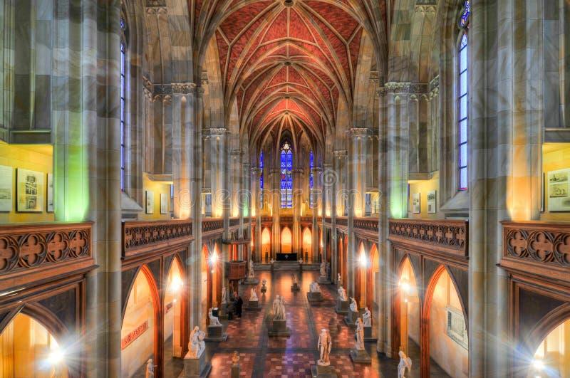 Friedrichswerder kościół, Berlin, Niemcy fotografia royalty free