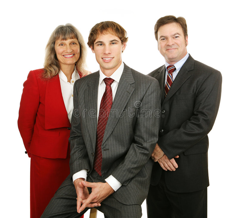 Download Friendly Business People stock photo. Image of mature - 4660864