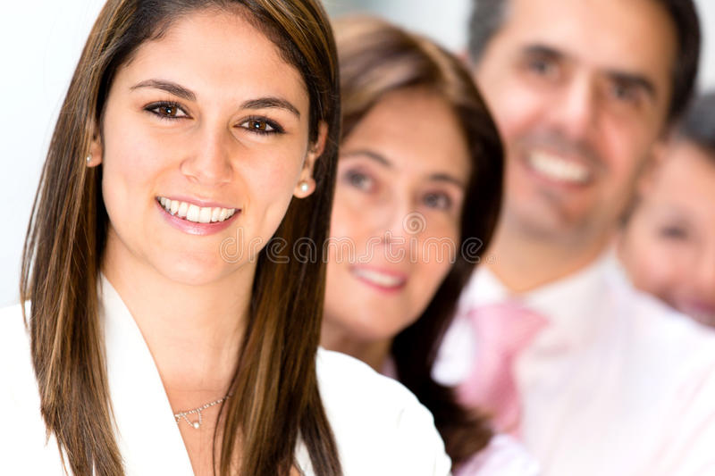 Download Friendly business team stock photo. Image of latin, hispanic - 25070404