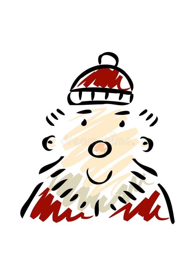 Download Friendly Cartoon Santa Royalty Free Stock Photography - Image: 16897717