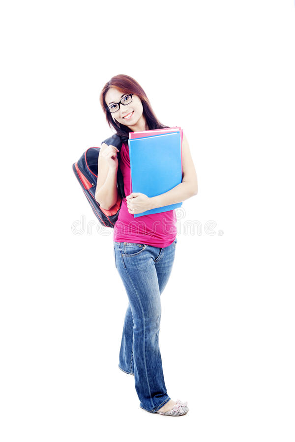 Download Friendly College Student Royalty Free Stock Photos - Image: 25976758