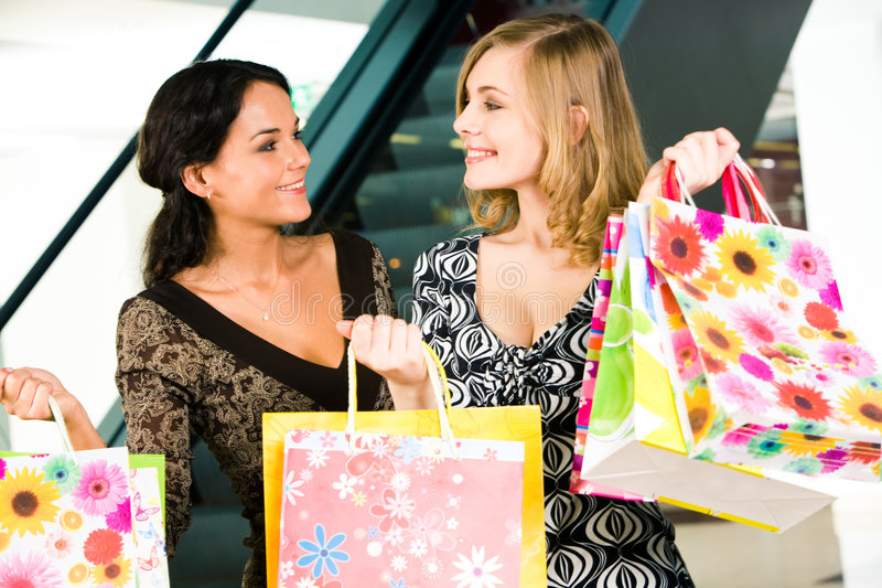 Download Friendly look stock photo. Image of elegant, consumer - 5175320