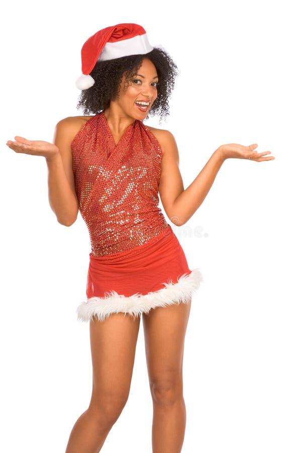 Download Friendly Mrs. Santa Stock Photography - Image: 3654302