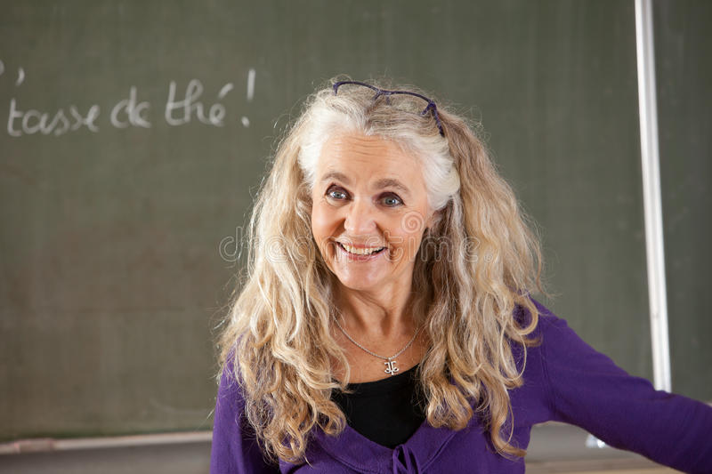 Friendly Teacher Stock Photos