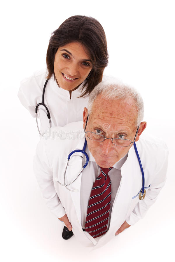 Download Friendly team doctors stock photo. Image of clinical - 12899958