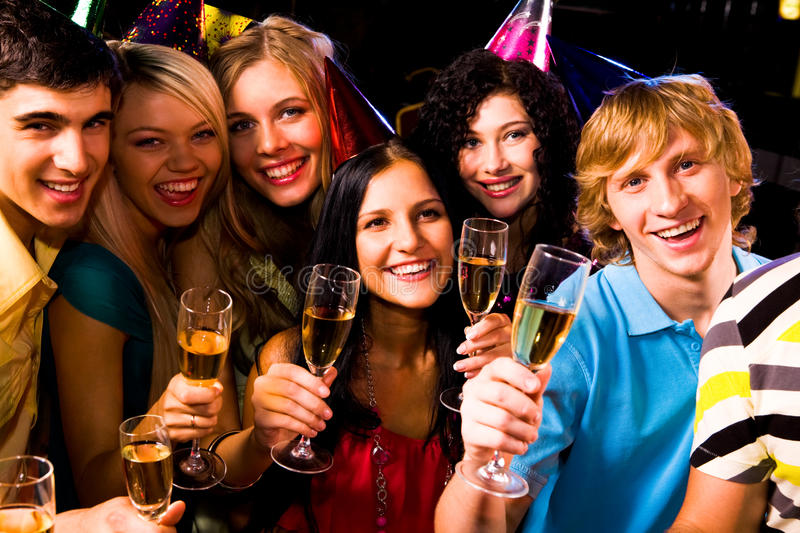 Download Friends stock photo. Image of flute, looking, hand, event - 11659624