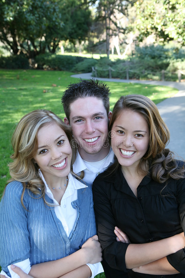 Download Friends stock photo. Image of group, park, friendly, english - 1906078