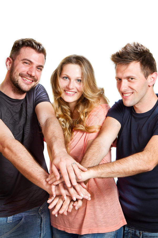 Download Friends stock image. Image of friendship, arms, female - 25129055