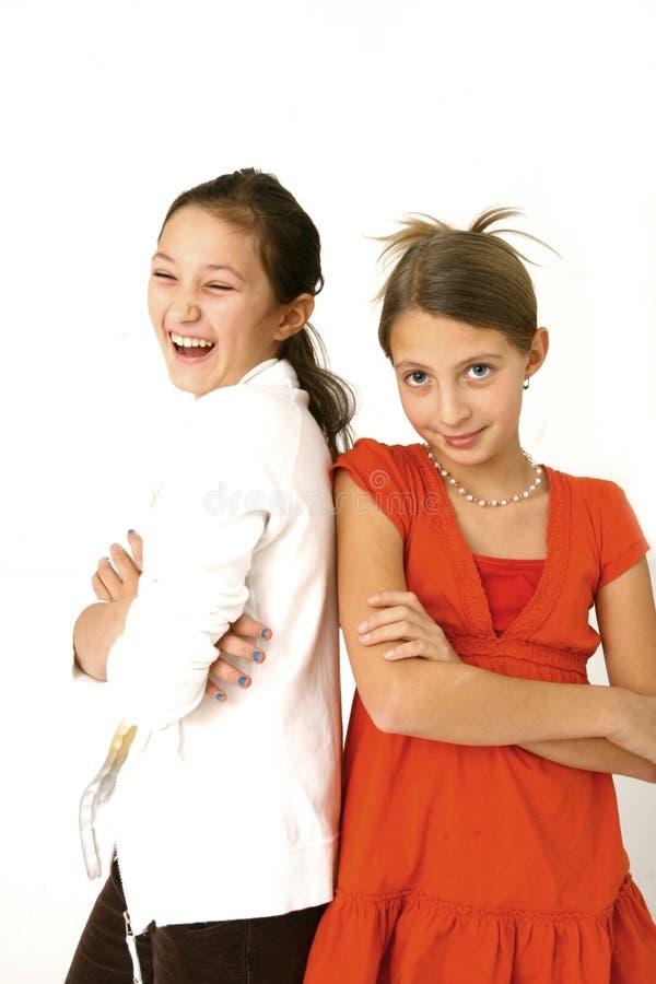 Download Friends stock image. Image of cute, orange, teenager, preteen - 7317503