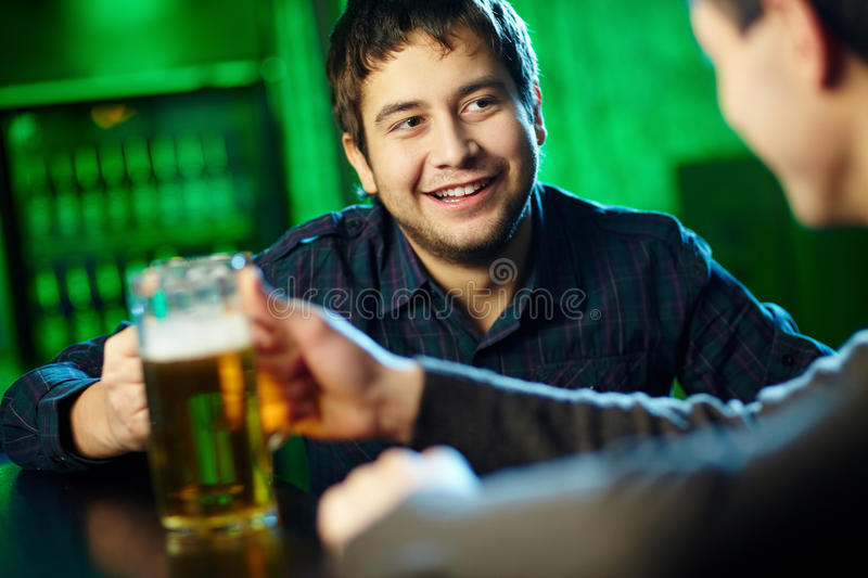 Download Friends at bar stock photo. Image of person, lifestyle - 26268264