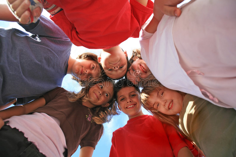 Download Friends Forever stock photo. Image of children, group - 3264572
