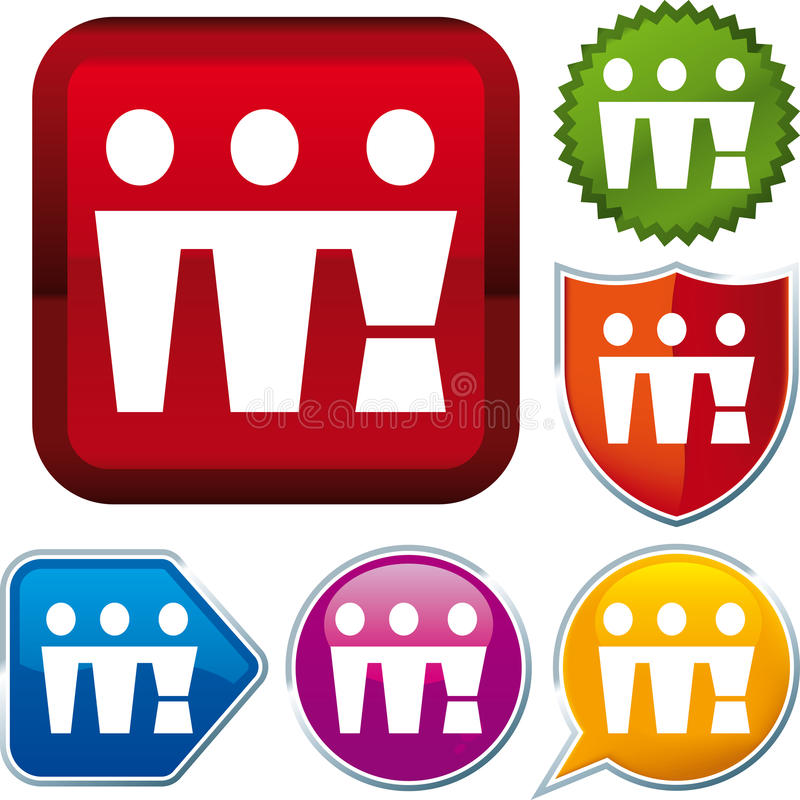 Friends group icon