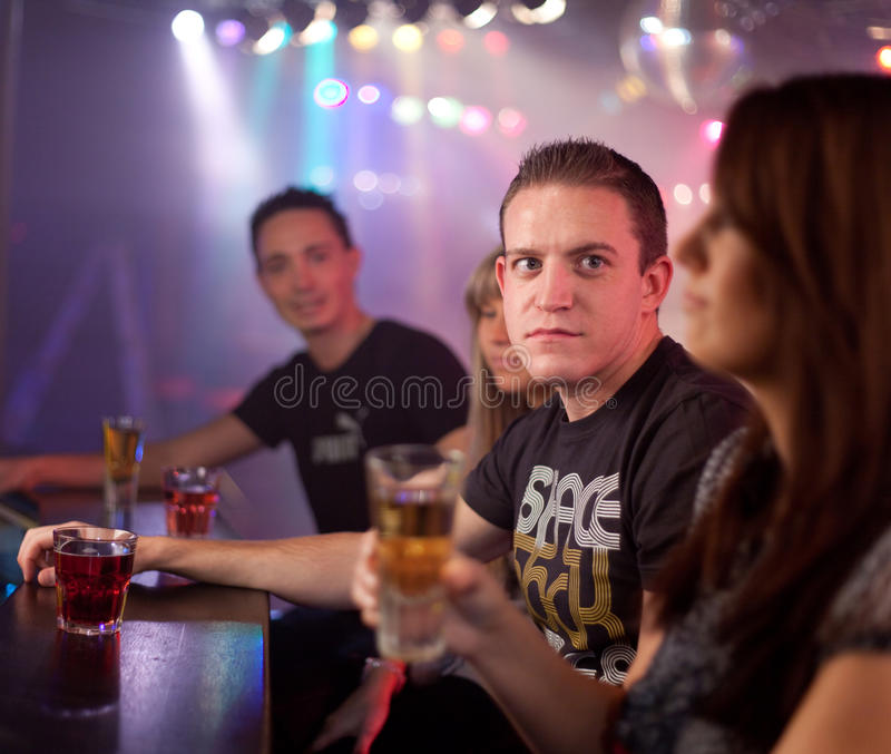 Download Friends having a drink stock image. Image of friends - 11493467