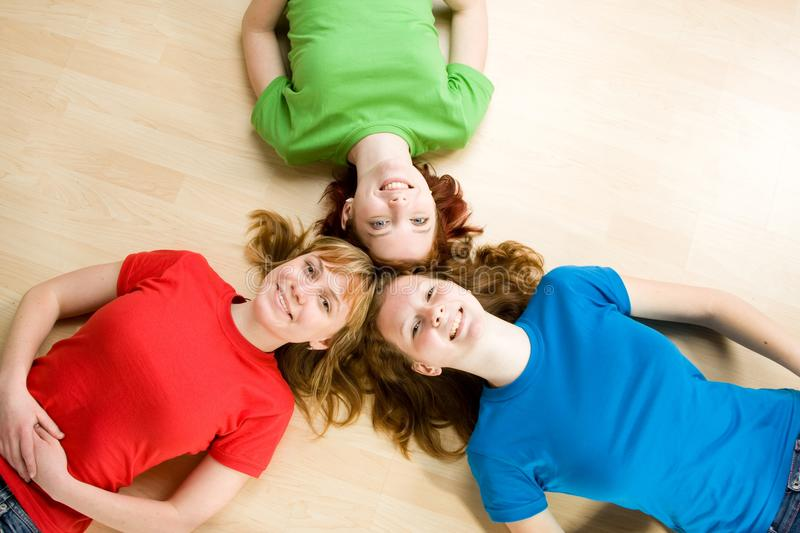 Download Friends heads together stock photo. Image of friend, friends - 9916648