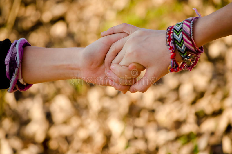 Friendship Royalty Free Stock Images