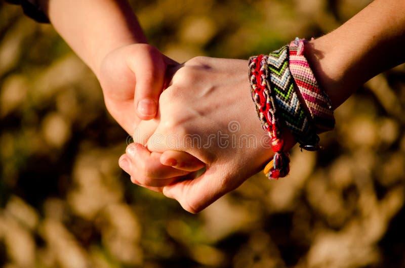 Download Friendship stock image. Image of teamwork, sign, handcraft - 24053609