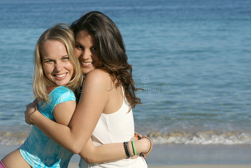 Download Friendship stock image. Image of embracing, friends, summer - 614543