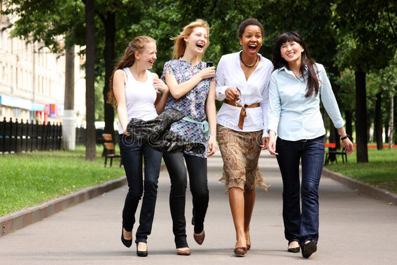 Download Friendship stock image. Image of blonde, europe, colleague - 6562759