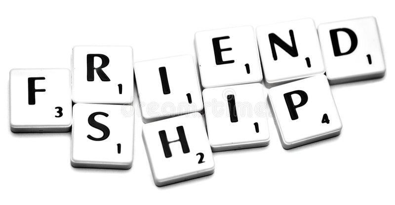 Friendship royalty free stock photography