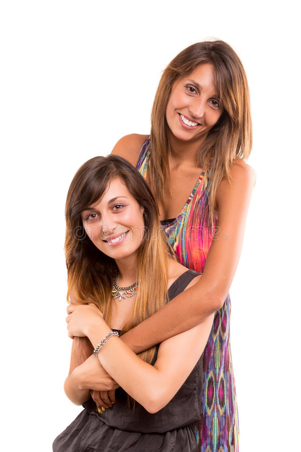 Friendship concept royalty free stock photo