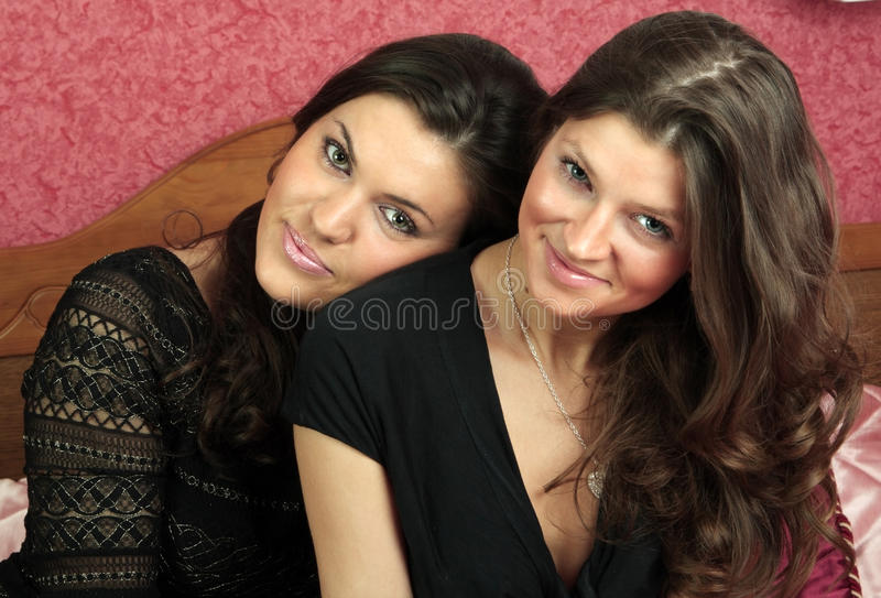 Friendship and more stock image