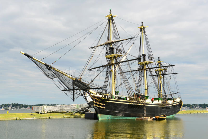 Friendship of Salem, Salem, Massachusetts royalty free stock photo