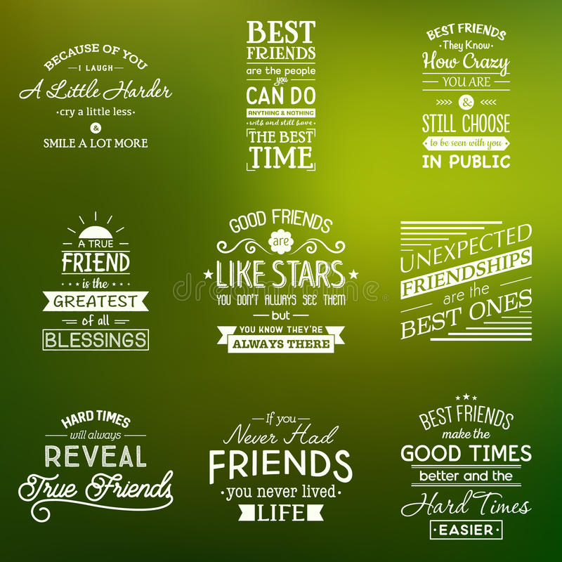 Friends Family Quotes Stock Illustrations – 22 Friends ...