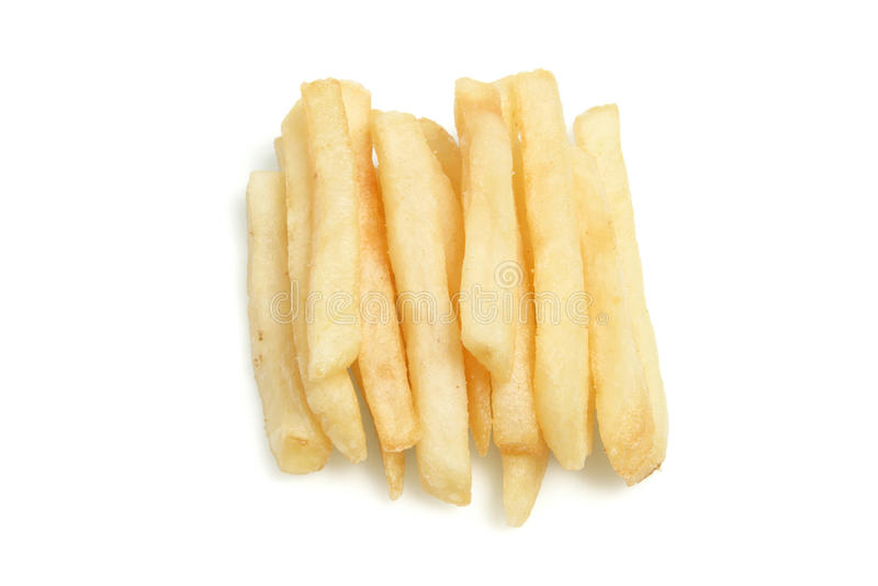 fries франчуза стоковое фото