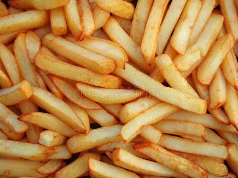 fries франчуза стоковое изображение rf