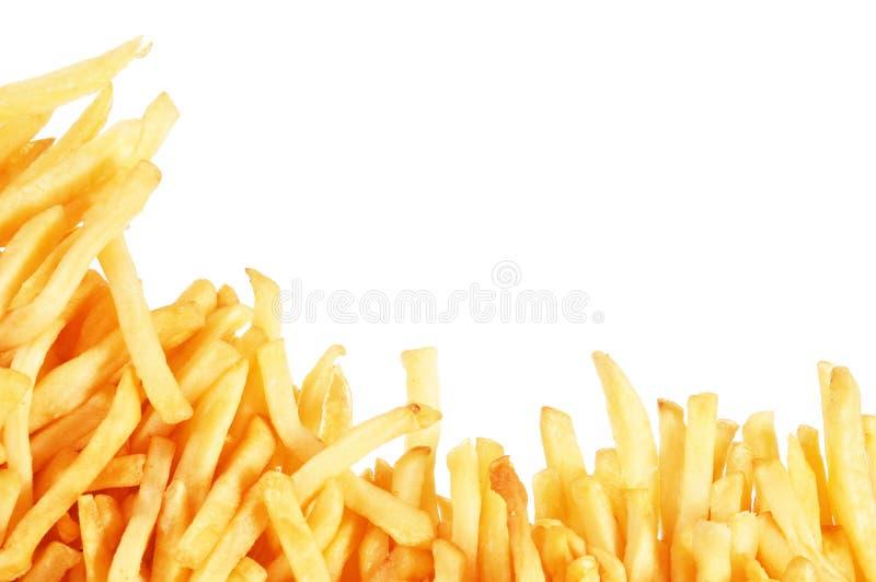 fries франчуза стоковые фотографии rf