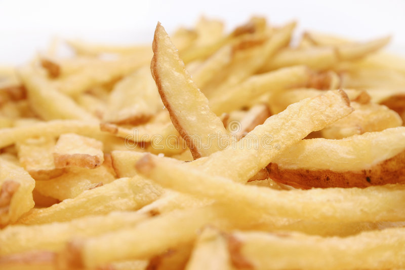 Download Fries stock photo. Image of cholesterol, fast, greasy, crispy - 207768