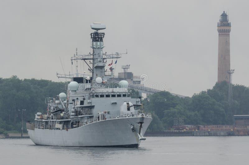 frigate royaltyfria foton