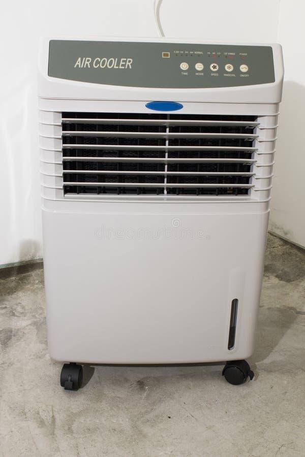 Frigorifero più fresco dell'aria per la casa fotografia stock