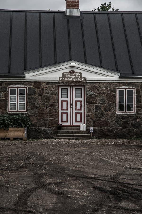 Frihedshuset дом свободы стоковое изображение rf