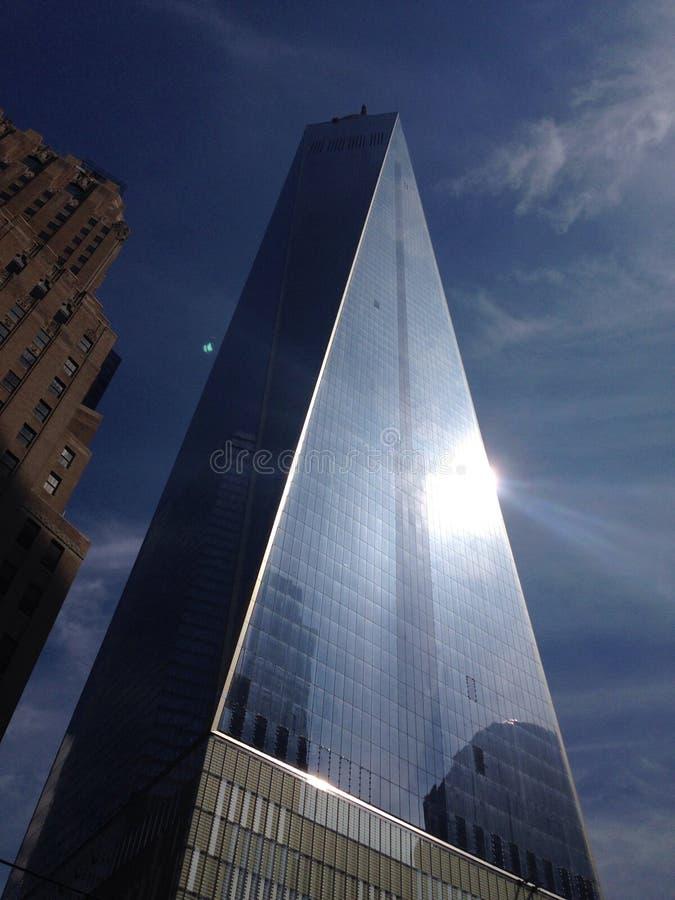 Frihetstorn NewYork arkivfoton