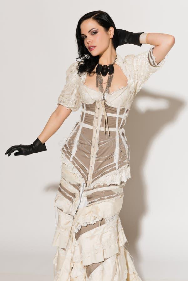 Download Frilly suknia obraz stock. Obraz złożonej z wspaniały - 28965877