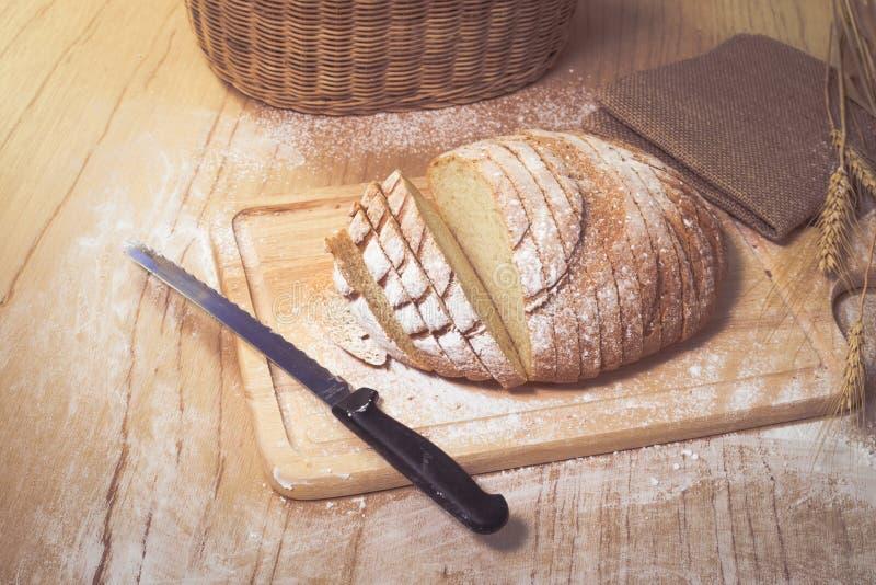Frisch gebackenes Brot lizenzfreies stockfoto