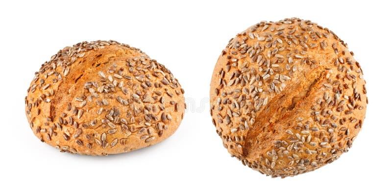 Frisch gebackenes selbst gemachtes Brot stockfotografie