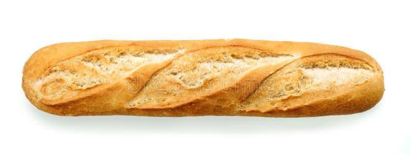 Frisch gebackenes Stangenbrot stockfotos