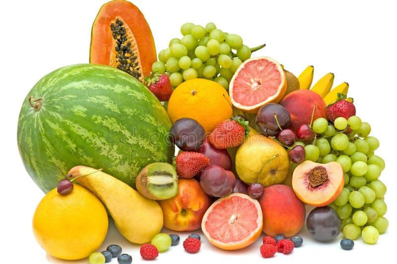 Frische Frucht. stockfotos