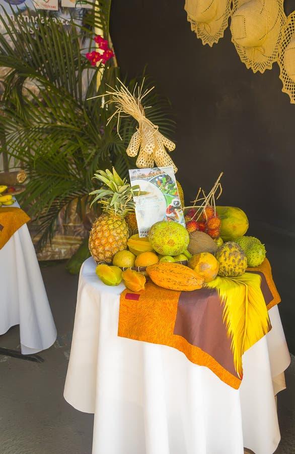 Frische Frucht von Madagaskar lizenzfreies stockfoto