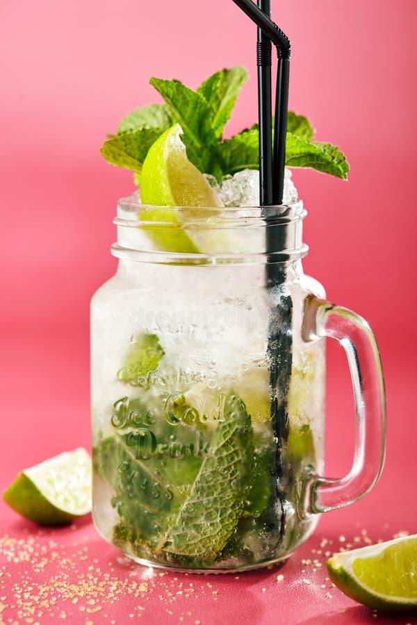 Frische-geschmackvolles Cocktail stockfotografie