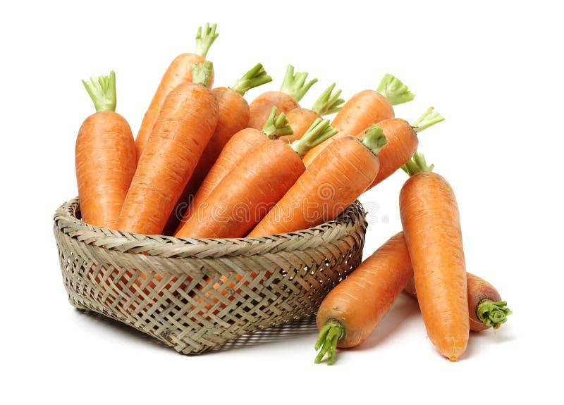 Frische Karotte stockfotografie