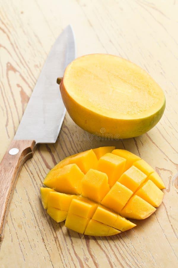 Frische Mangofruchtfrucht stockfoto